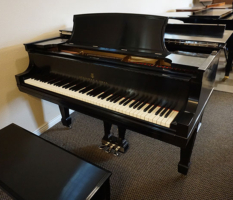 """Steinway """"B"""" 7′, Like NEW – TUNED, DELIVERED, WARRANTY"""